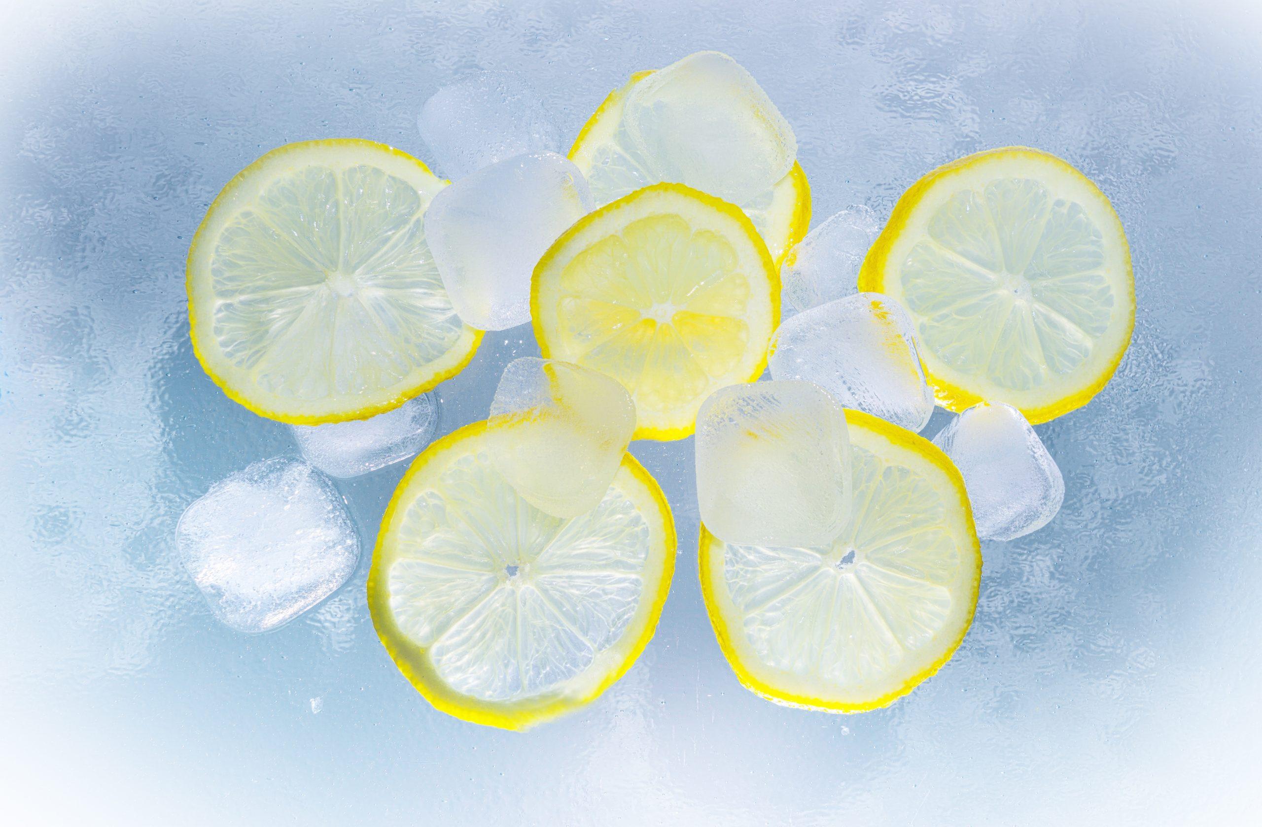 add lemon to dog's drinking water